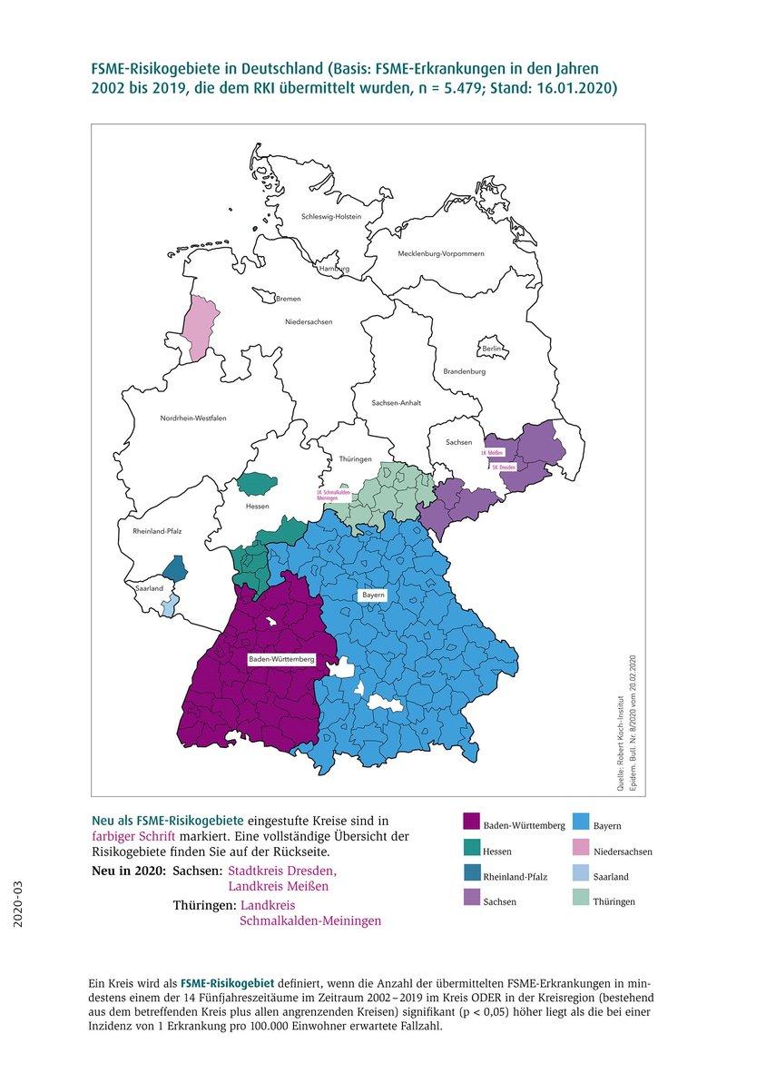 Fsme Risikogebiete Hessen